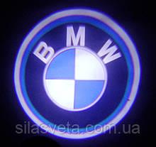 Лазерный проектор логотипа автомобиля BMW