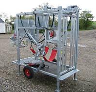 Станок для обработки копыт ручной/электрический KVK Hydra Klov 650-SP0, Дания