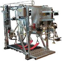 Станок для обработки копыт гидравлический KVK Hydra Klov 650-SP2, Дания