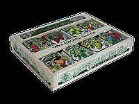 Коллекция зеленого чая, GREEN TEA COLLECTION, Млесна (Mlesna) 200г (8*25 г)