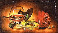 Картина из янтаря. Панно 54