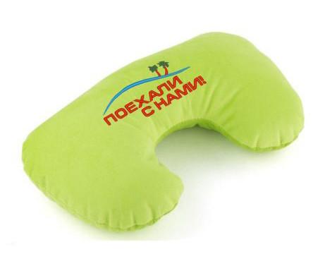 Подушки с логотипом на заказ
