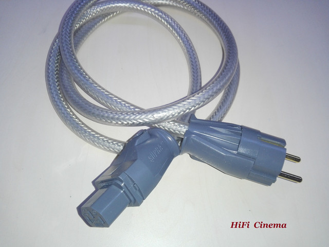 Power Cord Silent Wire & Supra LoRad Series