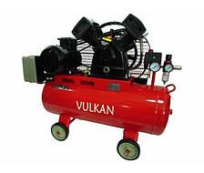 Компрессор Vulkan IBL2065E-380-50с ременным  привоводом (2,2 кВт, 290 л/мин, 50 л)