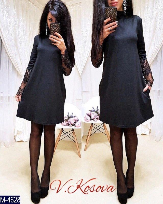 Женское платье (батал)