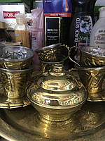 Кофейный набор латунь,медь Египет