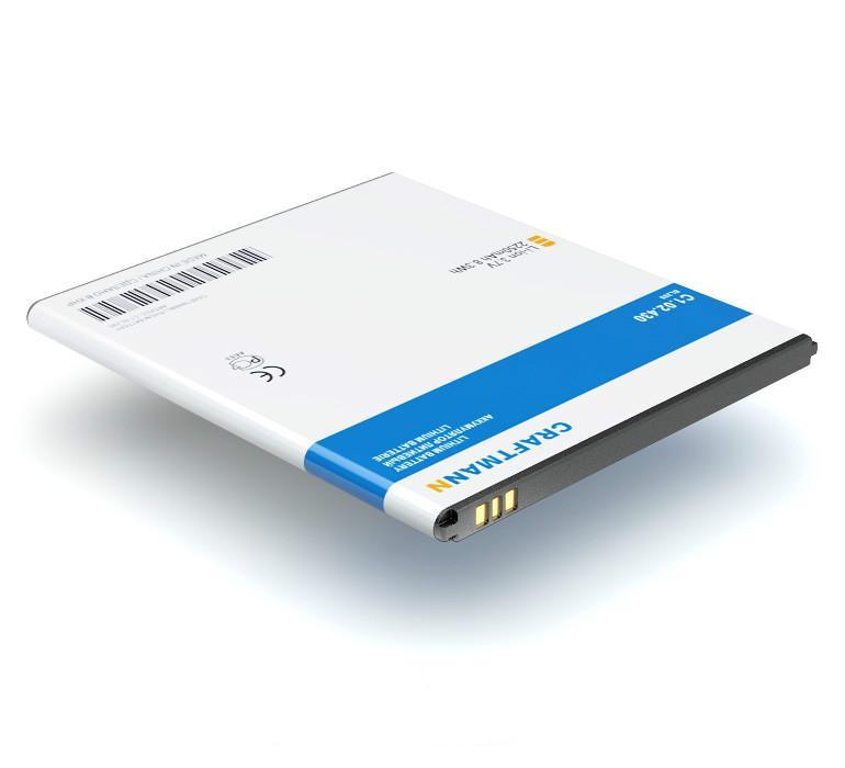 Аккумулятор батарея для LENOVO S920 IDEAPHONE (BL208) Craftmann