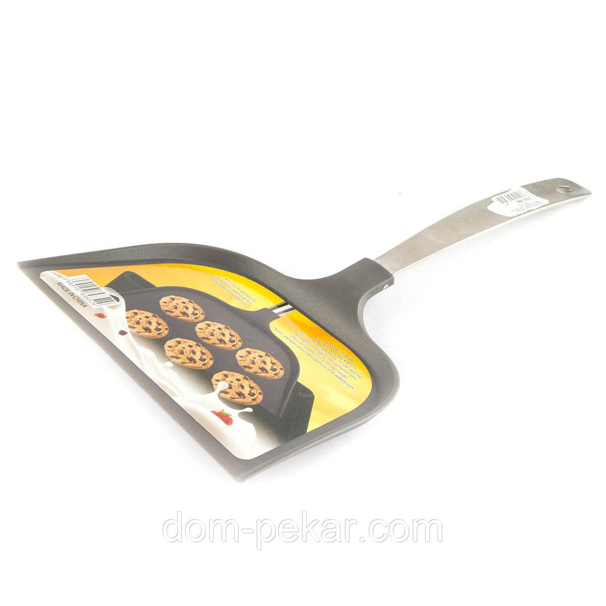 Лопатка для пиццы тефлоновая 17*33 см