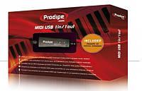 MIDI интерфейс Prodipe Interface MIDI USB 1in-1out