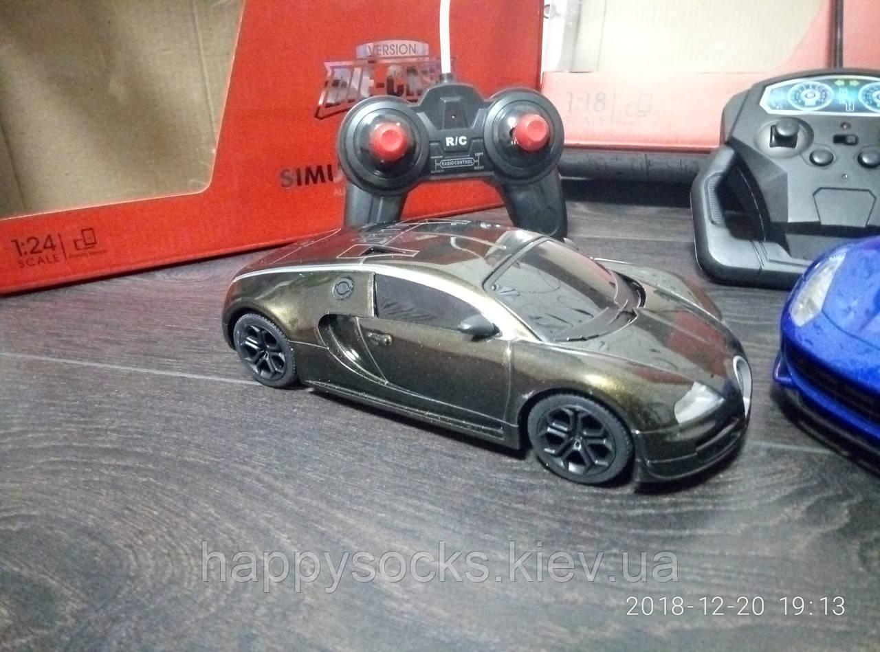 """Машина """"Bugatti"""" на радиоуправлении"""
