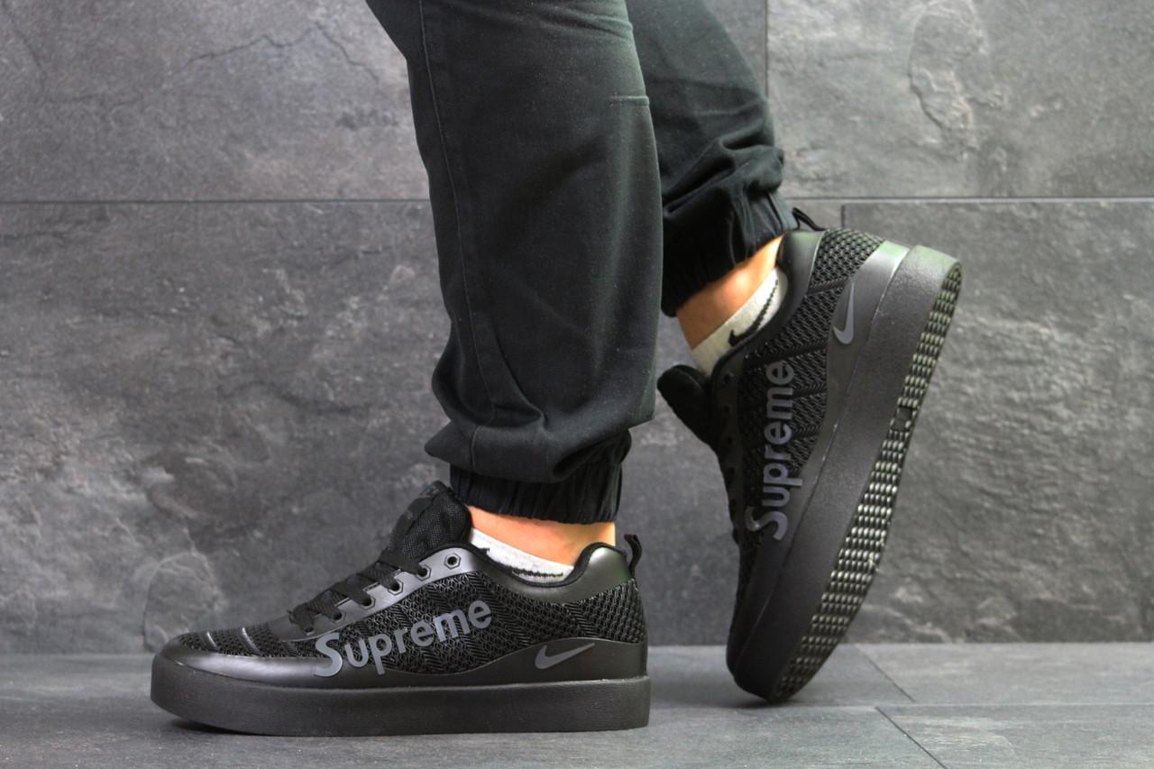 Кроссовки мужские Nike Supreme. ТОП КАЧЕСТВО!!! Реплика класса люкс (ААА+)