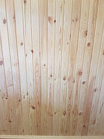 Вагонка деревянная 1 сорт 15 мм х 85 мм х 2.5 м  и  3 метра, фото 1
