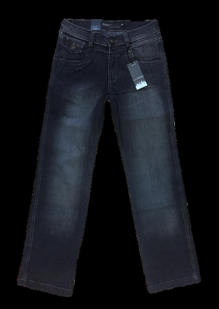 Джинсы мужские OMAT E- PNT 024 серые