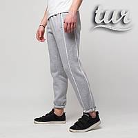 Зимние спортивные штаны мужские серые от бренда ТУР модель Сектор (Sector)  размер XS 33470cce7da8a