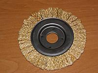 Щетка ПИРАНЬЯ-СИЗАЛЬ  диаметр 125 мм купить Киев