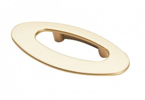 Ручка меблева Ozkardesler 5393-04 DORA 32мм Матове Золото