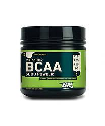 Амінокислоти Optimum Nutrition Instantized BCAA 5000 Powder 345g