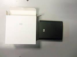 Внешний аккумулятор Power Bank Xiaomi Mi 10400 mAh / Повер Банк Xiaomi Black,реальная  ёмкость 50% 5000 мАч