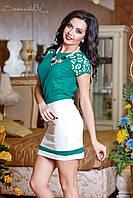 Платье 0734 / бирюза
