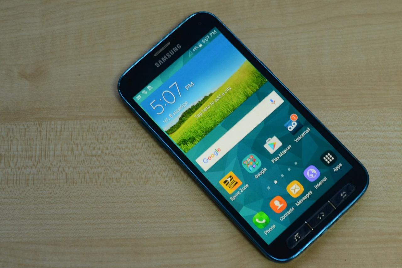 Samsung Galaxy S5 Sport G860P 16Gb Оригинал!