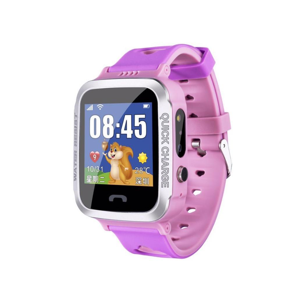 Детские умные часы Smart Watch V12