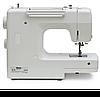 Minerva Classic, швейная машина с вертикальным челноком и полуавтоматической петлей, 12 видов строчек, фото 5