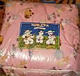 Одеяло детское из шерсти 110*140см., фото 2