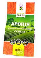 Арония сушеная Черноплодная рябина NATURAL GREEN 100 г