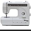 Minerva F819B, швейная машина с вертикальным челноком и полуавтоматической петлей, 19 видов строчек, фото 2