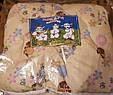 Дитяче ковдру з вовни 110*140см., фото 2