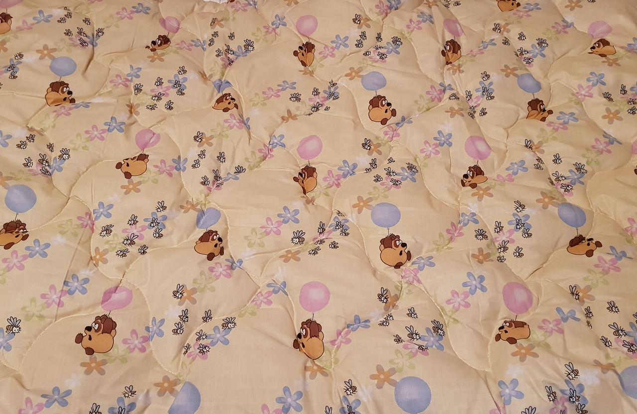 Дитяче ковдру з вовни 110*140см.
