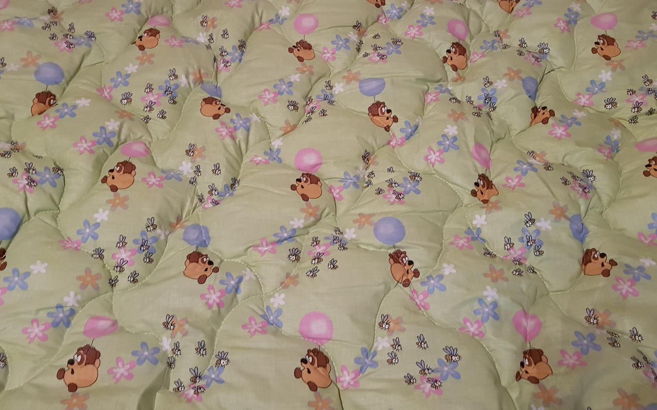 Одеяло детское из шерсти 110*140см.