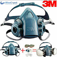 Респиратор 3M 7500 комплект 6055
