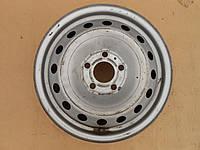 Диск металический колесный Nissan Primastar 2001-2013 гг., фото 1