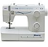 Minerva M87V, швейная машина с вертикальным челноком и полуавтоматической петлей, 32 вида строчек, фото 2