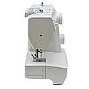 Minerva M87V, швейная машина с вертикальным челноком и полуавтоматической петлей, 32 вида строчек, фото 6