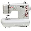 Minerva MAX 10M, швейная машина с вертикальным челноком и полуавтоматической петлей, 12 видов строчек, фото 2