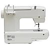 Minerva MAX 10M, швейная машина с вертикальным челноком и полуавтоматической петлей, 12 видов строчек, фото 6