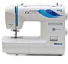 Minerva Next 232D, швейная машина с вертикальным челноком и полуавтоматической петлей, 23 вида строчек, фото 3