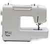 Minerva Next 232D, швейная машина с вертикальным челноком и полуавтоматической петлей, 23 вида строчек, фото 4