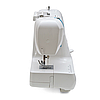 Minerva Next 232D, швейная машина с вертикальным челноком и полуавтоматической петлей, 23 вида строчек, фото 6