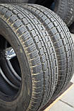 Шины б/у 165/70 R13 Hankook Winter RW06 ЗИМА, 2014 г., пара, фото 3