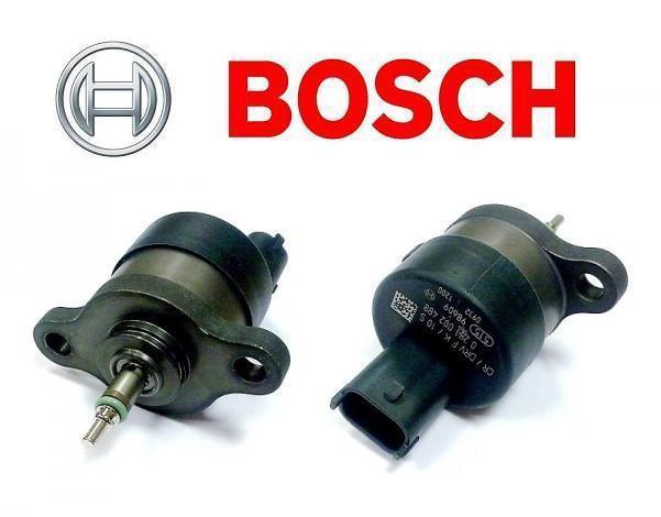 Клапан редукционный топливной рейки Fiat Doblo 1.9JTD | -05 | BOSCH
