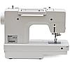 Minerva Smart 12, швейная машина с вертикальным челноком и автоматической петлей, 14 видов строчек, фото 4