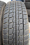 Шины б/у 165/70 R13 Hankook Winter RW06 ЗИМА, 2014 г., пара, фото 7