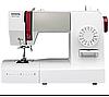 Toyota ERGO 17D, швейная машина с горизонтальным челноком и полуавтоматической петлей, 17 видов строчек, фото 2