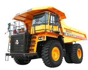 Рудничный грузовик