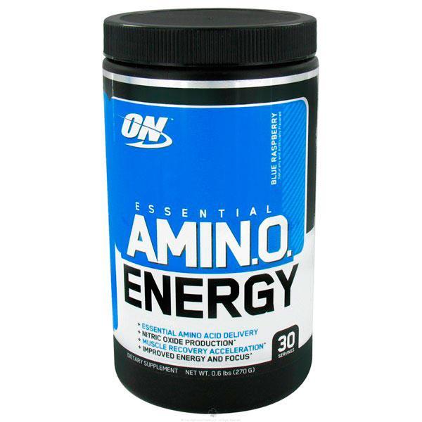 Аминокислоты Optimum Nutrition USA Essential Amino Energy 270g