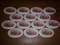 Мыло с картинкой(Тачки)-90 грамм, фото 1