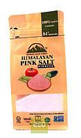 Соль розовая гималайская Экстра Himalayan Chef